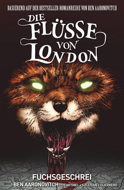 Die Flüsse von London - Graphic Novel - Ben Aaronovitch, Andrew Cartmel, Lee Sullivan