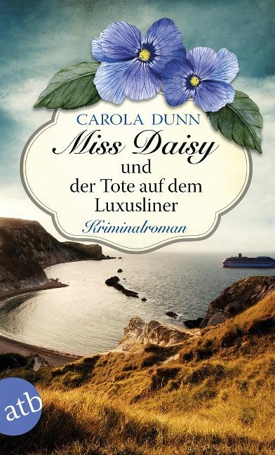Miss Daisy und der Tote auf dem Luxusliner - Carola Dunn