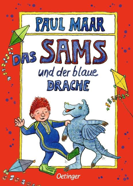 Das Sams und der blaue Drache - Paul Maar