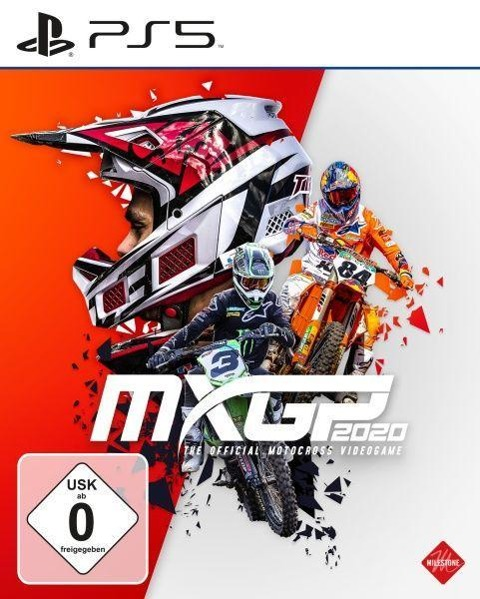 MXGP 2020 - THE OFFICIAL MOTOCROSS VIDEOGAME (Playstation PS5) -