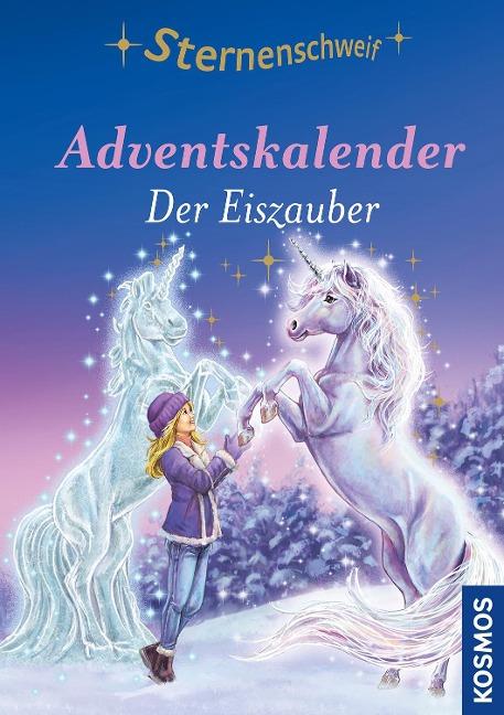 Sternenschweif Adventskalender 2020 Der Eiszauber - Linda Chapman