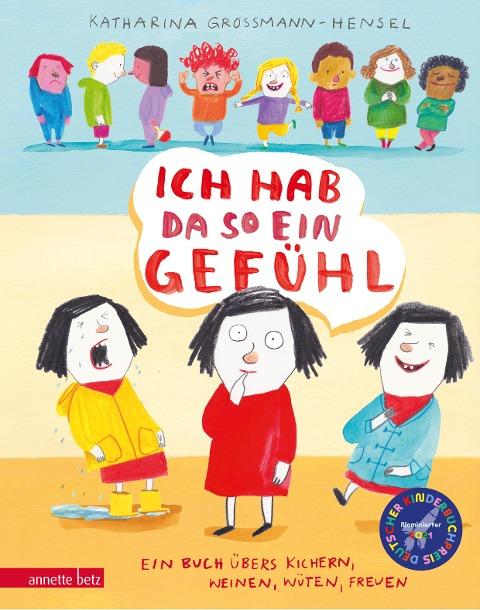 Ich hab da so ein Gefühl - Katharina Grossmann-Hensel