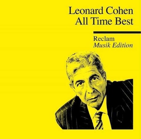 All Time Best - Greatest Hits - Leonard Cohen