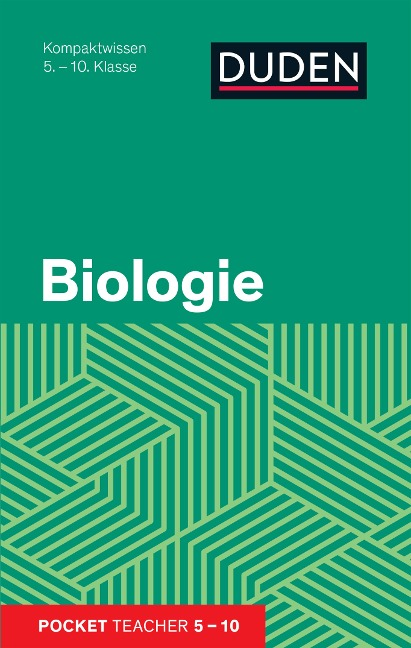 Pocket Teacher Biologie 5.-10. Klasse - Walter Kleesattel, Jan Illgen