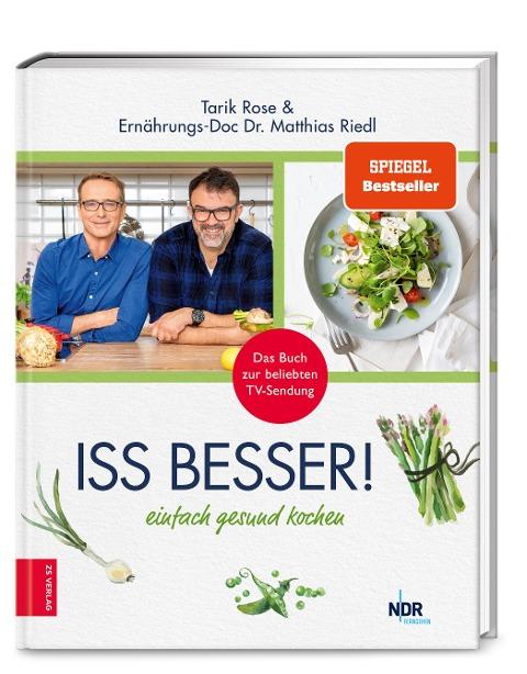 Iss besser - Matthias Riedl, Tarik Rose