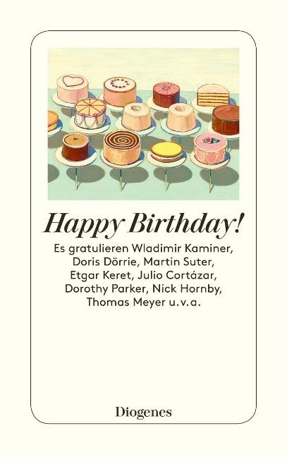 Happy Birthday! -