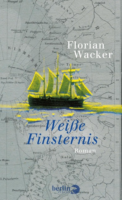 Weiße Finsternis - Florian Wacker