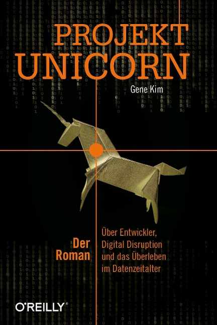 Projekt Unicorn - Gene Kim