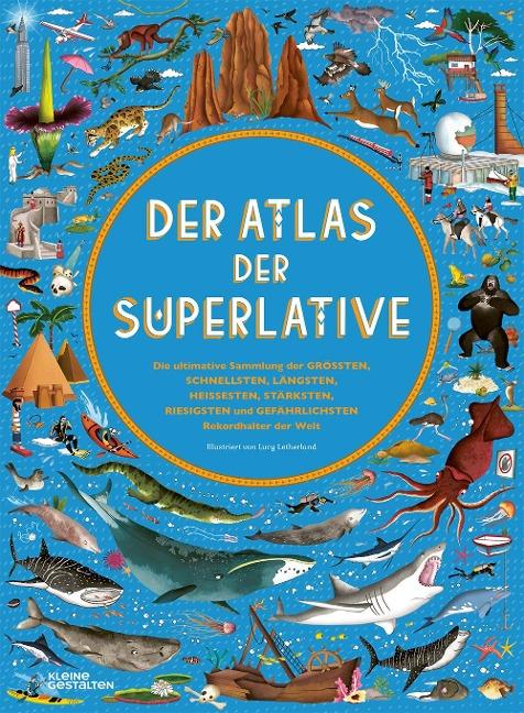 Der Atlas der Superlative - Emily Hawkins