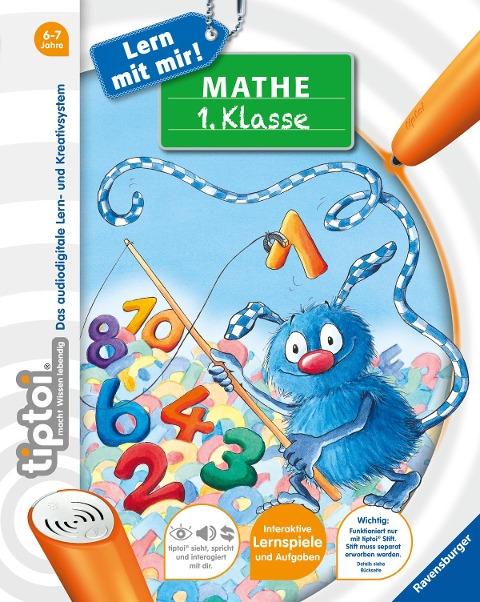 tiptoi® Mathe 1. Klasse - Kai Haferkamp