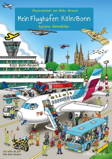 Mein Flughafen Köln/Bonn -