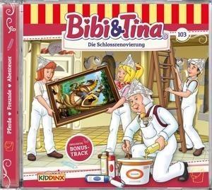 Folge 103: Die Schlossrenovierung - Bibi & Tina