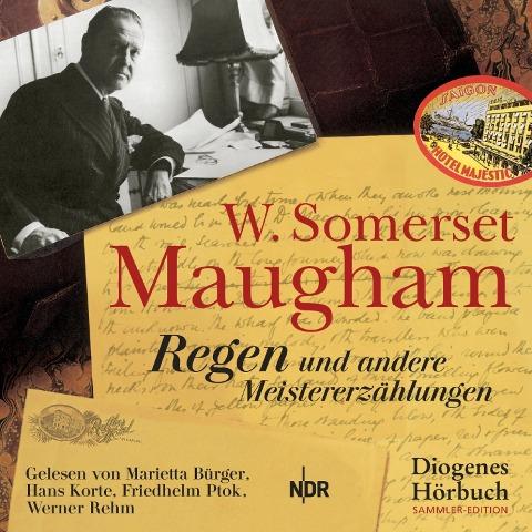 Regen - W. Somerset Maugham