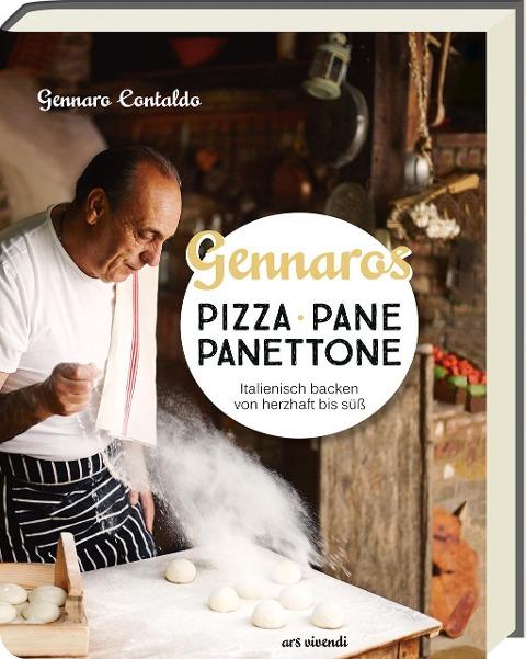 Gennaros Pizza, Pane, Panettone - Gennaro Contaldo