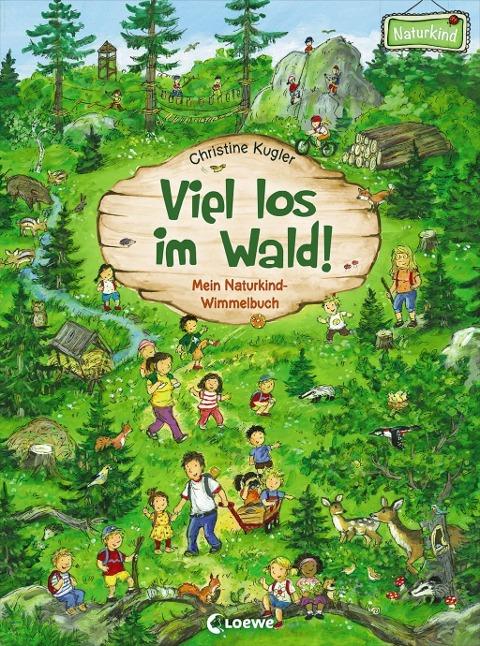 Viel los im Wald! -