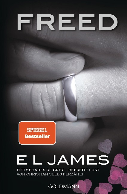 Freed - Fifty Shades of Grey. Befreite Lust von Christian selbst erzählt - E L James