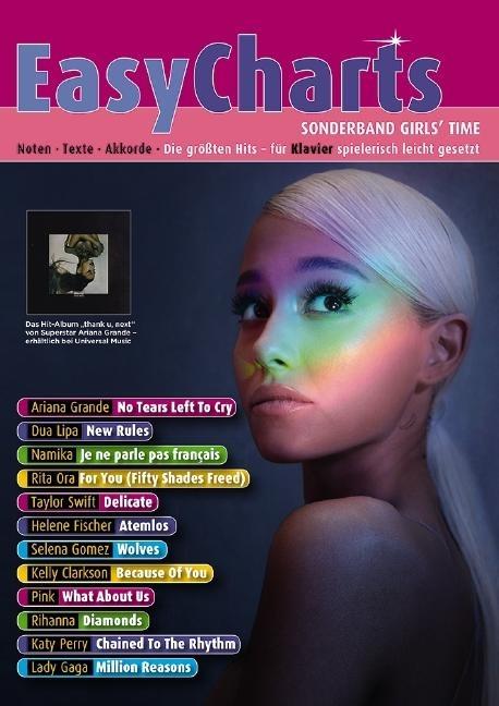Easy Charts Sonderband: Girls' Time -