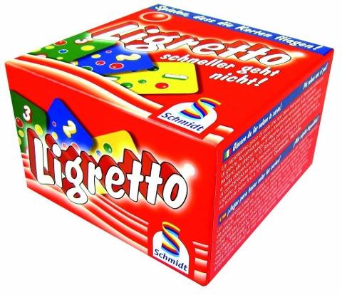 Ligretto rot -