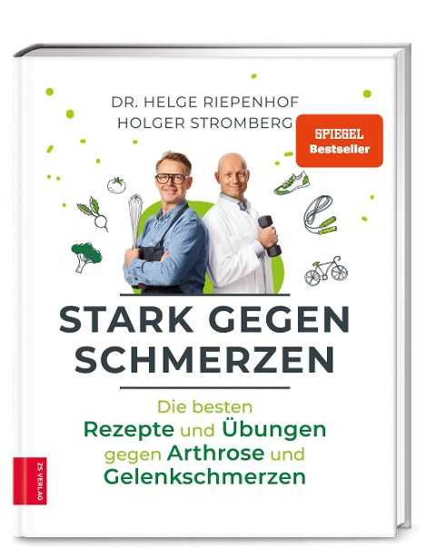 Stark gegen Schmerzen - Helge Riepenhof, Holger Stromberg