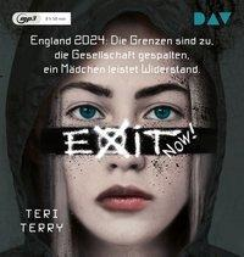 EXIT NOW! - Teri Terry
