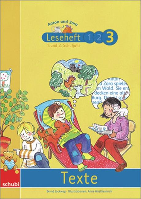 Leseheft 3: Texte - Bernd Jockweg