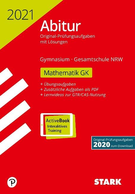 STARK Abiturprüfung NRW 2021 - Mathematik GK -