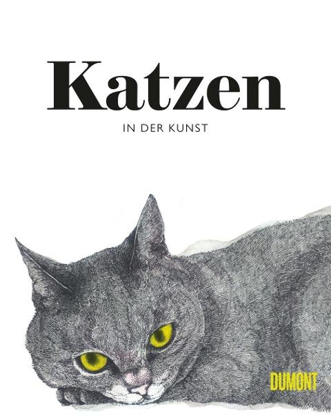 Katzen in der Kunst - Angus Hyland, Caroline Roberts