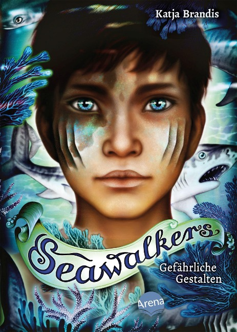 Seawalkers (1). Gefährliche Gestalten - Katja Brandis