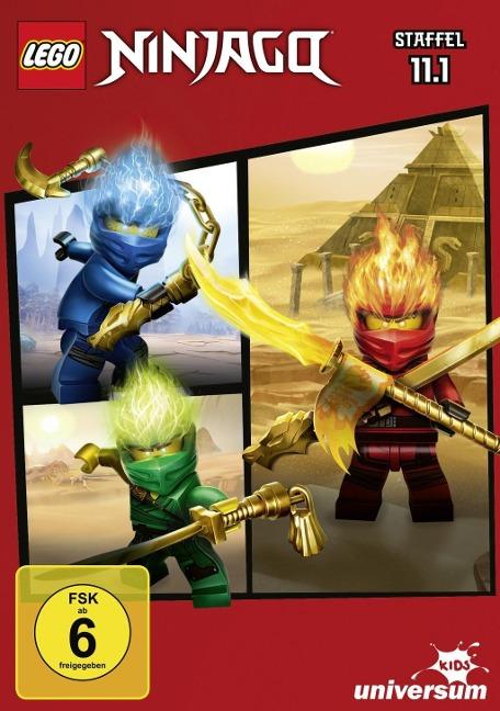 LEGO Ninjago Staffel 11.1 -