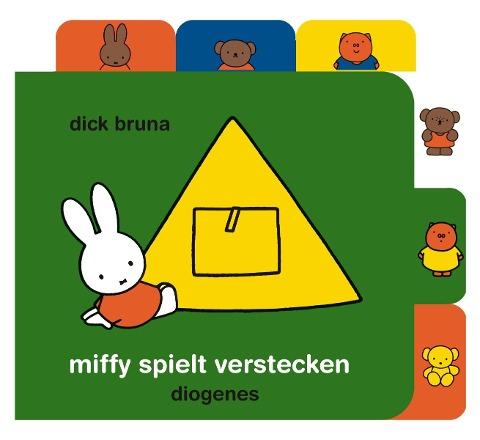 Miffy spielt Verstecken - Dick Bruna