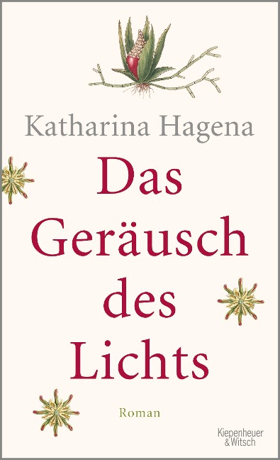 Das Geräusch des Lichts - Katharina Hagena