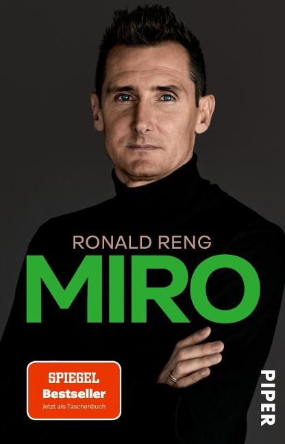 Miro - Ronald Reng