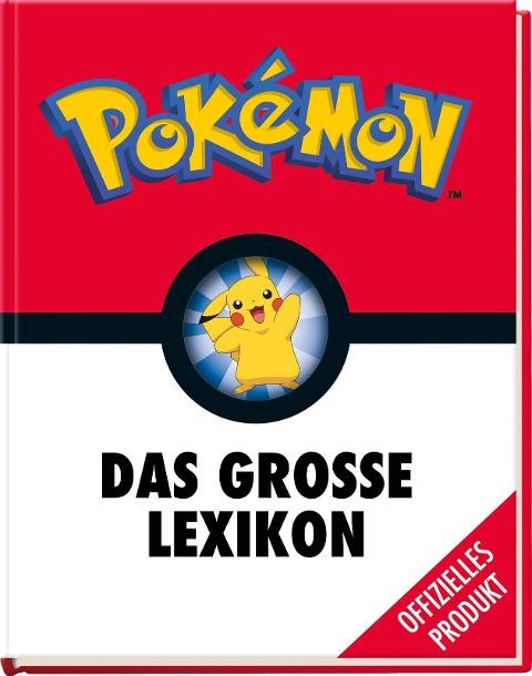 Pokémon: Das große Lexikon -