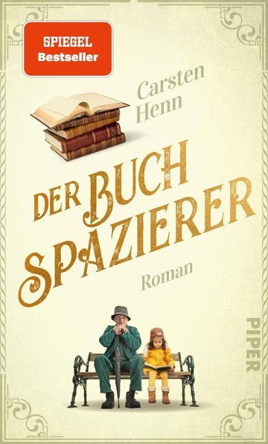 Der Buchspazierer - Carsten Henn