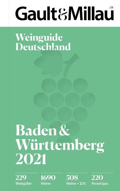 Weinguide Deutschland Baden & Württemberg 2021