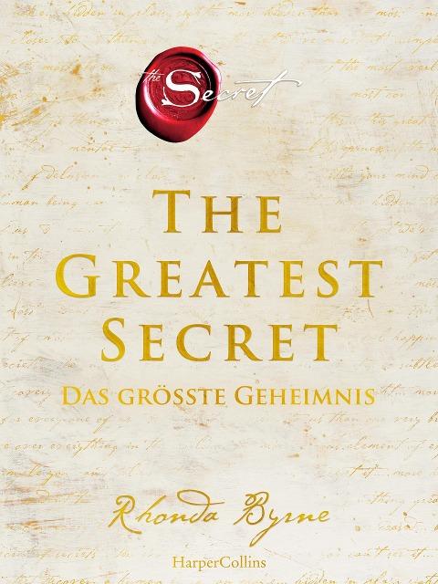 The Greatest Secret - Das größte Geheimnis - Rhonda Byrne