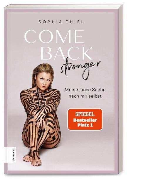 Come back stronger - Sophia Thiel