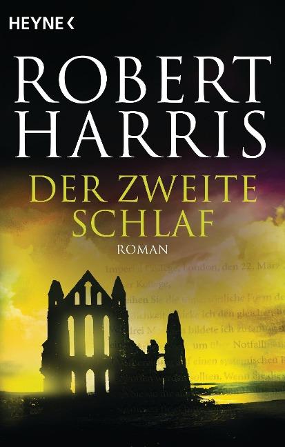 Der zweite Schlaf - Robert Harris