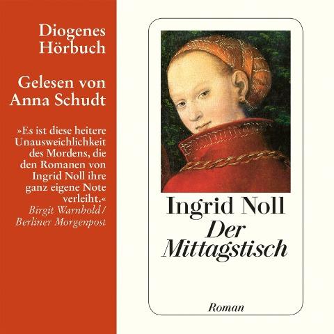 Der Mittagstisch - Ingrid Noll