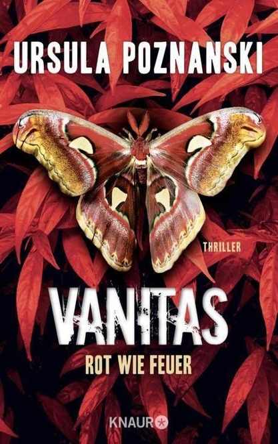 VANITAS - Rot wie Feuer - Ursula Poznanski