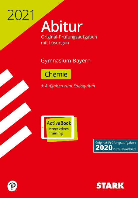 STARK Abiturprüfung Bayern 2021 - Chemie -