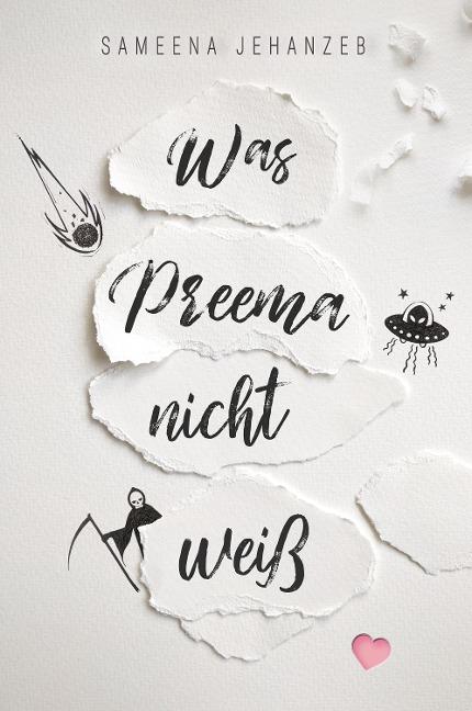 Was Preema nicht weiß - Sameena Jehanzeb