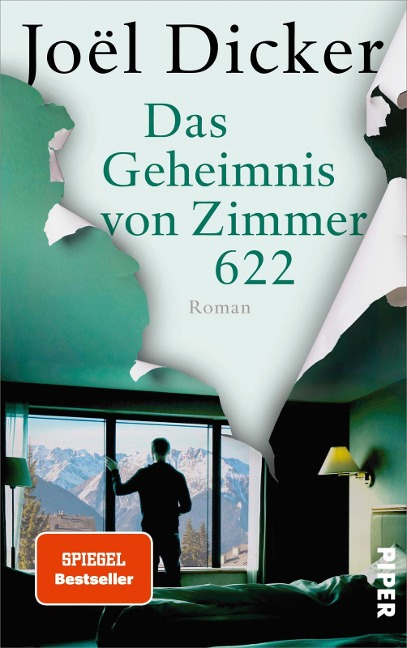 Das Geheimnis von Zimmer 622 - Joël Dicker