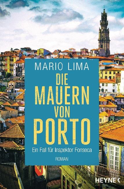 Die Mauern von Porto - Mario Lima
