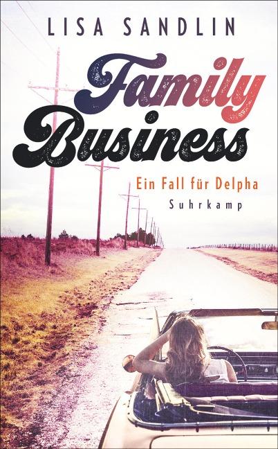 Family Business - Lisa Sandlin