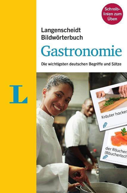 Langenscheidt Bildwörterbuch Gastronomie - Deutsch als Fremdsprache -
