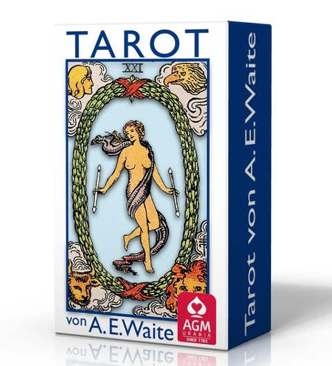 Tarot von A.E. Waite - Arthur Edward Waite