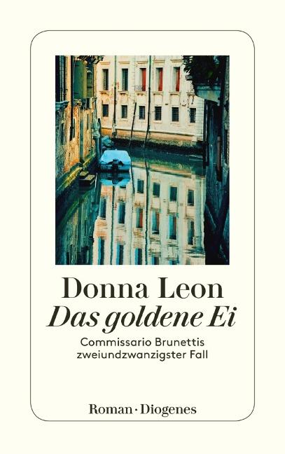 Das goldene Ei - Donna Leon