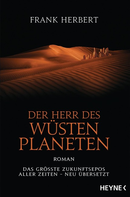 Der Herr des Wüstenplaneten - Frank Herbert
