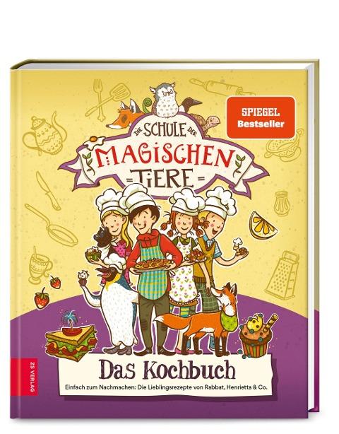 Die Schule der magischen Tiere - Das Kochbuch -